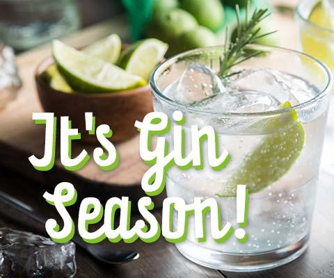 It's Gin Season! | WineTransit.com