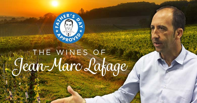 Fathers Day Gift Guide: Jean-Marc Lafage Wines