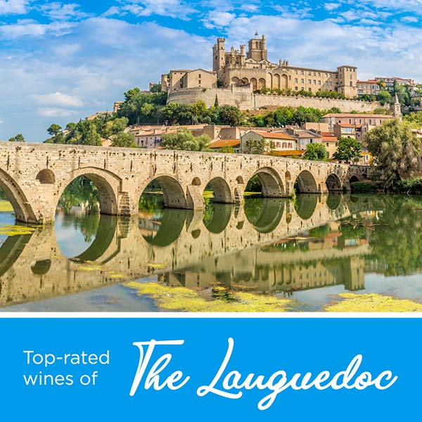 Top-Rated Wines from The Languedoc