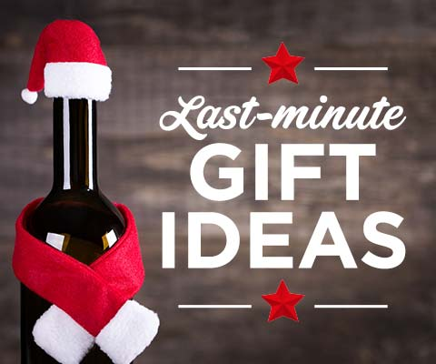 Last-Minute Gift Ideas | WineDeals.com