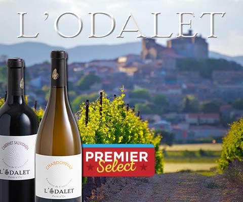 Premier Select: L'Odalet - Incredible Value from Southern France | WineTransit.com