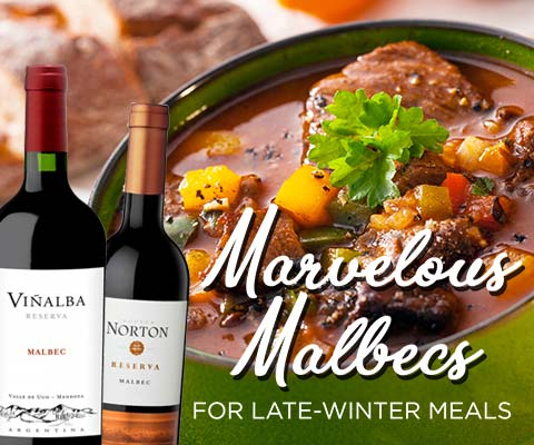 Marvelous Malbec for Late-Winter Meals! | WineMadeEasy.com
