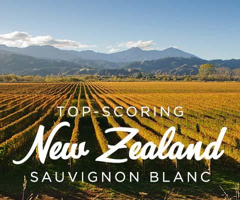 Top-Scoring New Zealand Sauvignon Blancs | WineMadeEasy.com