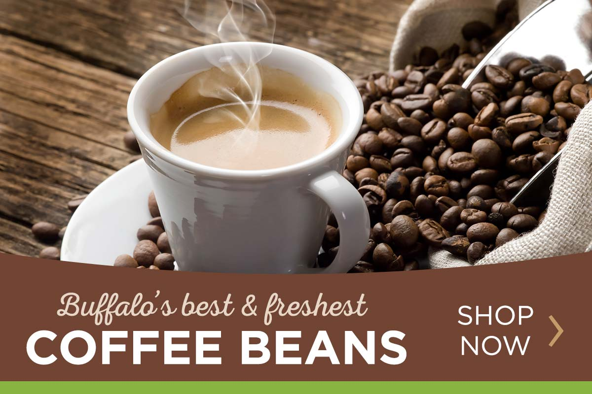 Buffalo's Best Coffee Beans