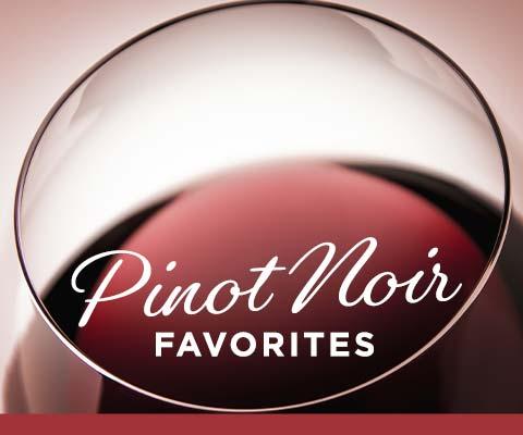 Pinot Noir Favorites   WineTransit.com