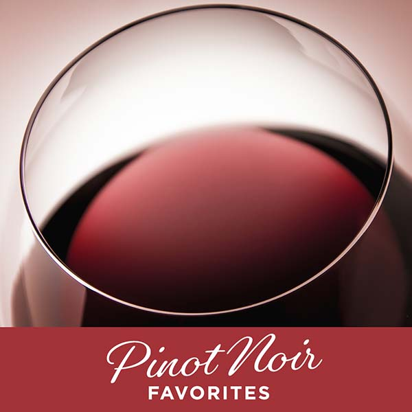 Pinot Noir Favorites