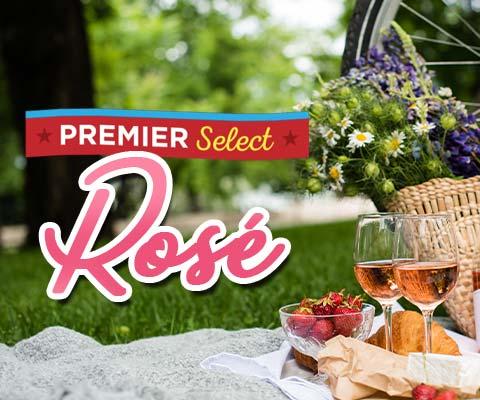 Premier Select Roses | WineTransit.com
