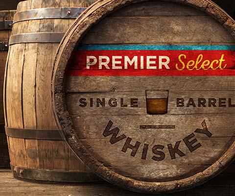 Premier Select Single-Barrel Whiskies   WineMadeEasy.com