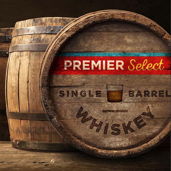 Premier Select Single-Barrel Whiskies