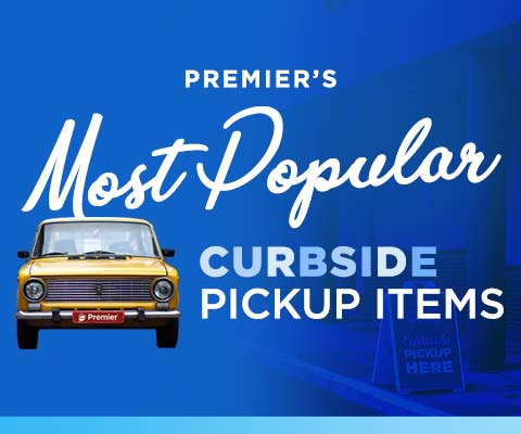 Premier's Most Popular Curbside Items | WineDeals.com