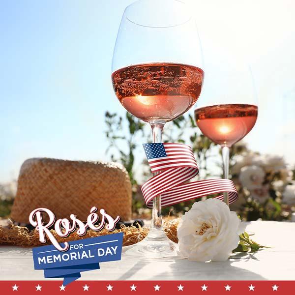 Rosés for Memorial Day