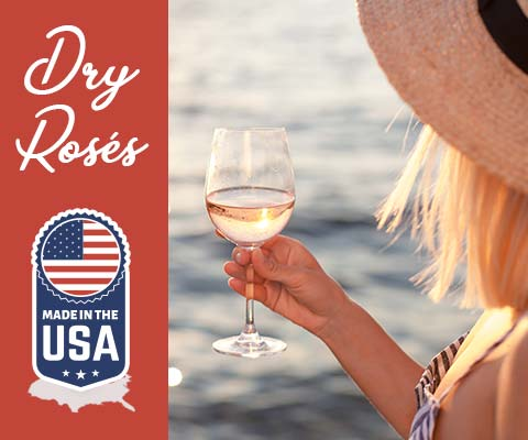 Dry Rosés: Made in the USA! | WineMadeEasy.com