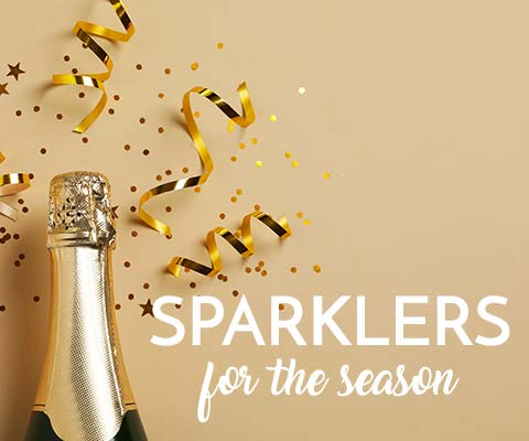 Our Favorite Sparklers for the Season | WineMadeEasy.com