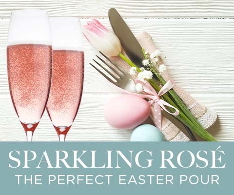 Sparkling rose: The Perfect Easter Pour | WineMadeEasy.com
