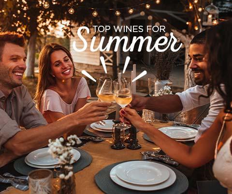 Top Wines for Summer | WineDeals.com