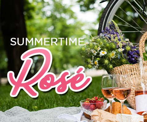 Summertime Rosé | WineDeals.com