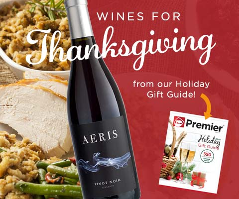 Thanksgiving Wines from our Holiday Catalog | WineDeals.com