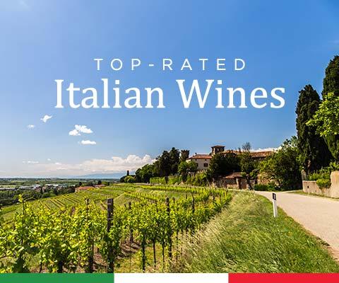 Top-Rated Italian Wines | WineDeals.com