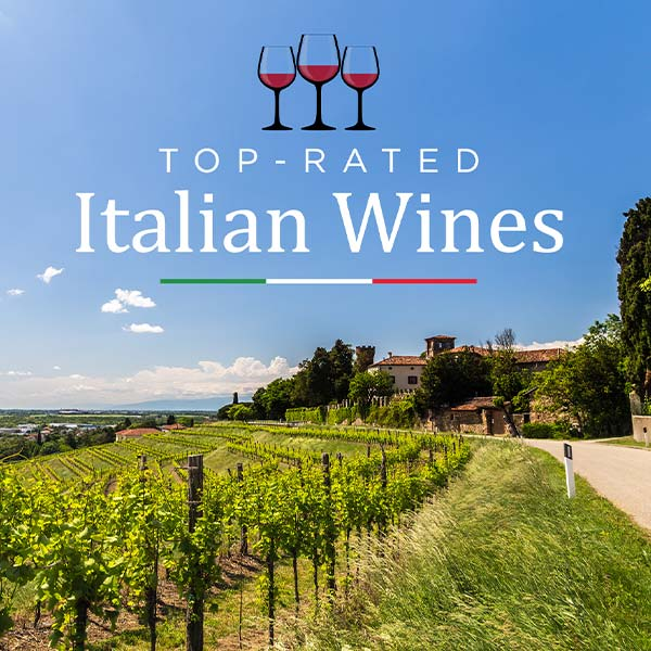 Top-Rated Italian Wines