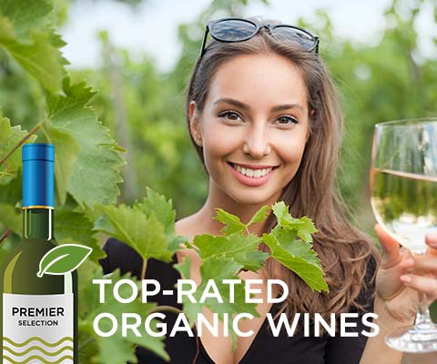 Top-rated Organic Wine | WineDeals.com