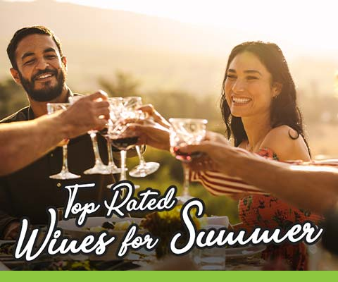 Top Rated Wines For Summer | WineDeals.com