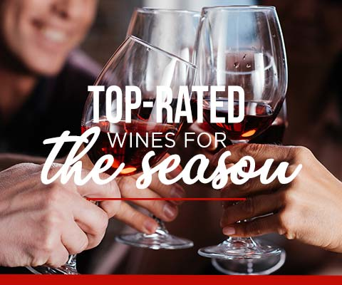 Highly-Rated Wines for the Season | WineDeals.com