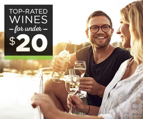 Top Rated Wines for Under $20 | WineDeals.com