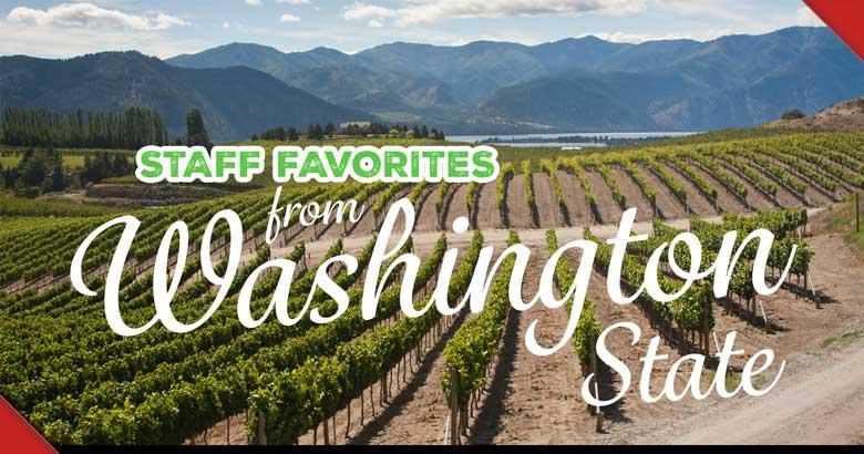 Staff Favorites from Washington State | WineTransit.com