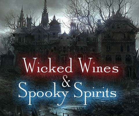 Wicked Wines and Spooky Spirits for Halloween | WineDeals.com