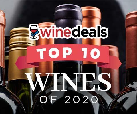 WineDeals' Top 10 Wines of 2020 | WineDeals.com