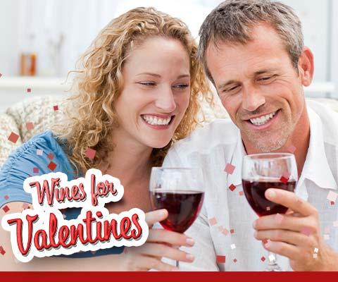 Wines for Valentines | WineTransit.com