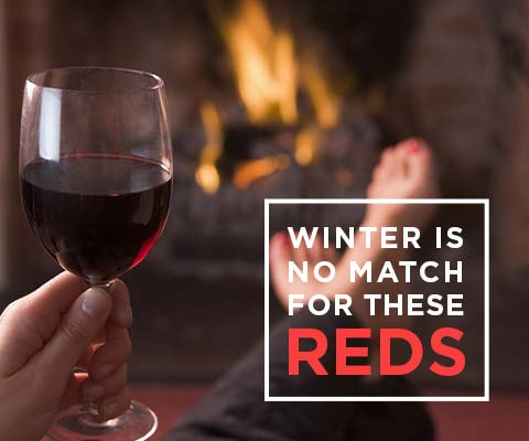 Warm Up with These Warm-hearted Reds   WineTransit.com
