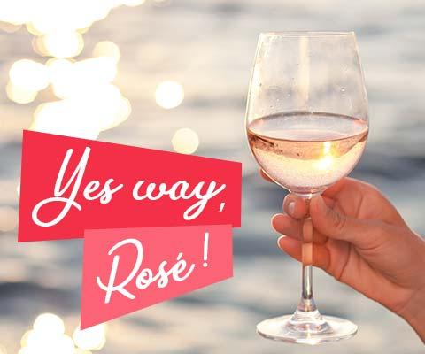 Yes Way, Rosé! | WineDeals.com