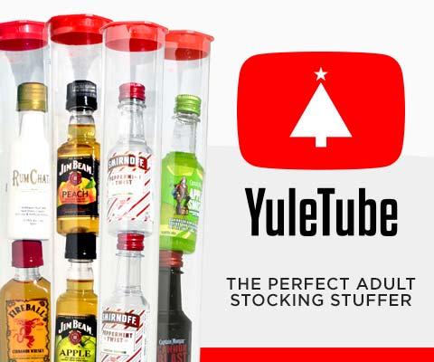 YuleTube Stocking Stuffers | WineMadeEasy.com