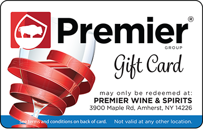 Premier Wine & Spirits Gift Cards